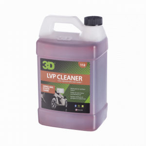 sản phẩm làm sạch da nhựa lvp cleaner