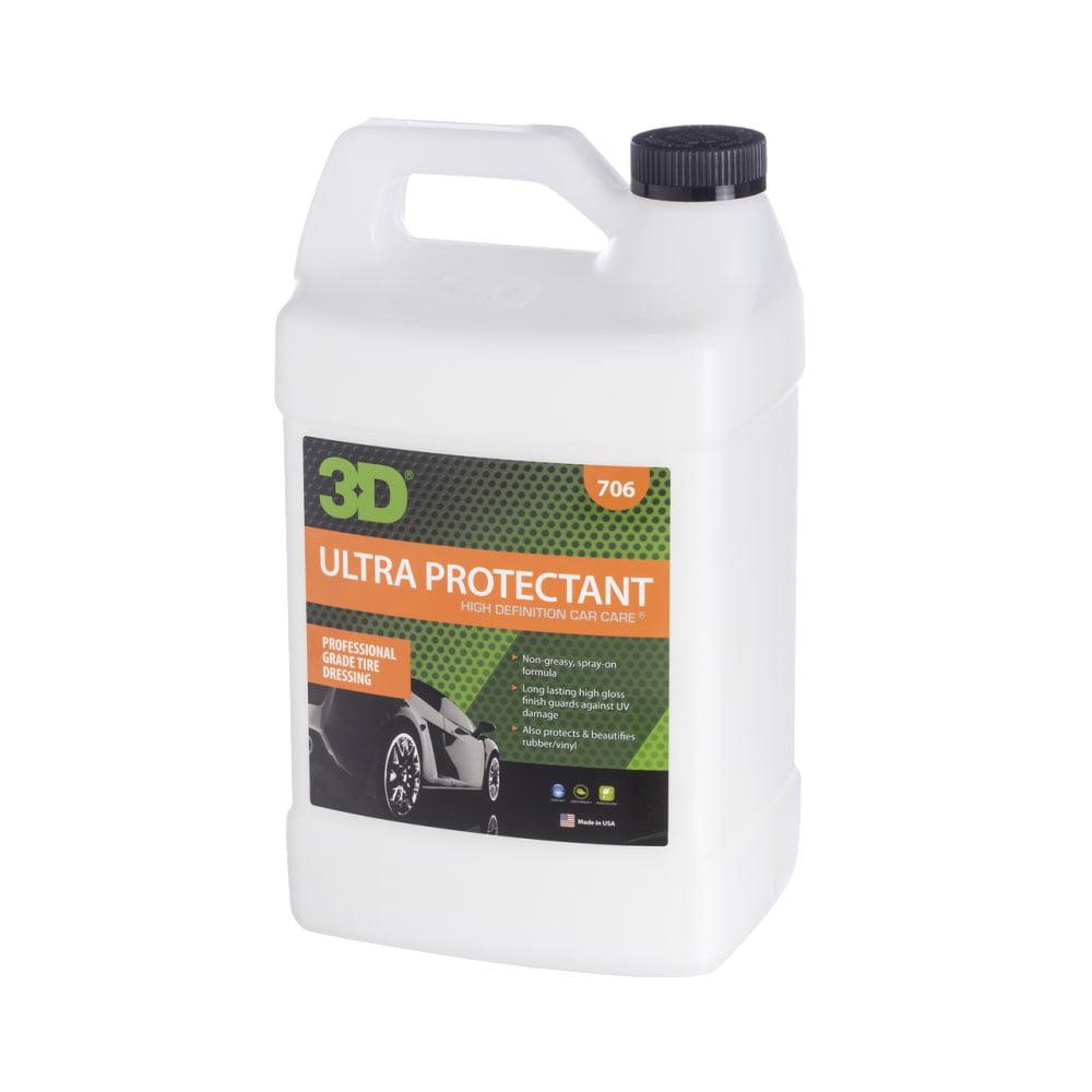 Sản phẩm dưỡng nhựa, cao su Ultra Protectant 1 Gallon (chống tia UV)