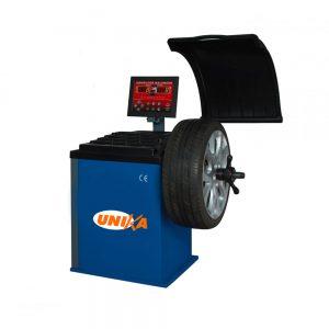 máy cân bằng lốp xe con UNIKA U-800