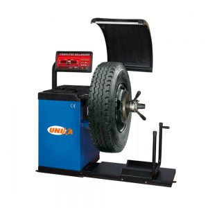 Máy cân bằng lốp xe tải UNIKA U-1200