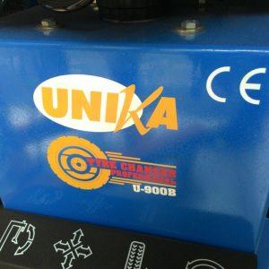 Máy ra vào lốp xe con UNIKA U-900B