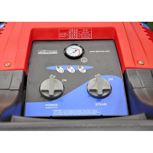 Máy rửa xe hơi nước Optima Steamer DMF