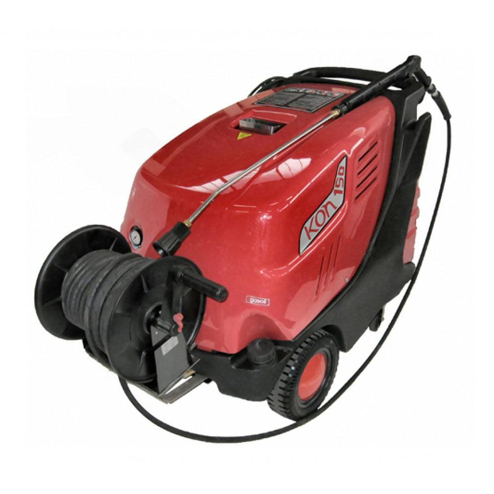 Máy rửa xe nước nóng lạnh Idromatic KON 170.13