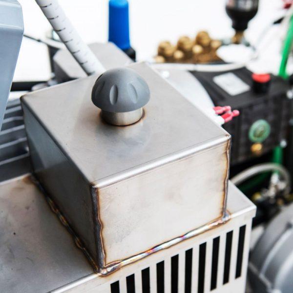 Máy rửa xe nước nóng lạnh Mazzoni WX4000