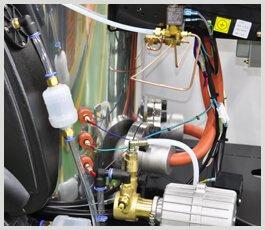 Máy rửa xe hơi nước nóng Optima Steamer EST-27K