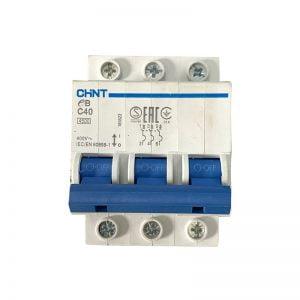 Aptomat CHiNT eB C40 3P