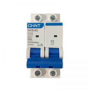Aptomat CHiNT NXB-63 C32